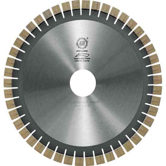 (RITX20)型短齿花岗岩边切割锯片,石材金刚石切边锯片