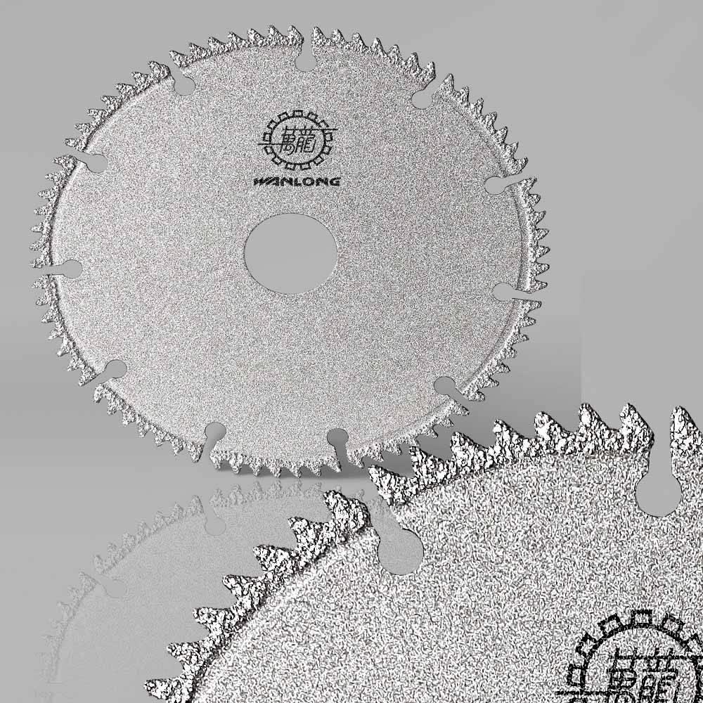 金刚石钎焊锯齿片