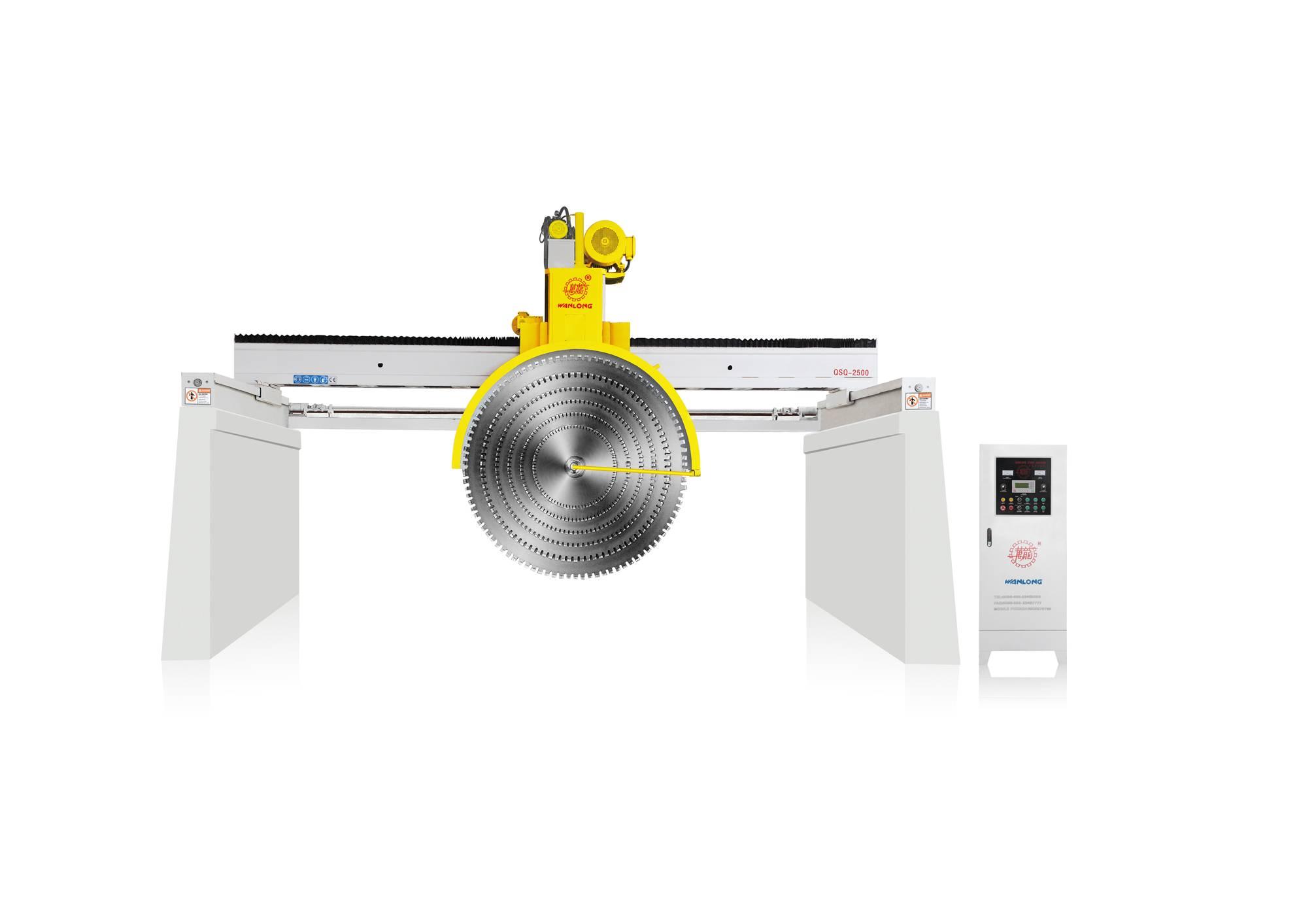 QSQ-2200/2500/3000桥式组合切石机