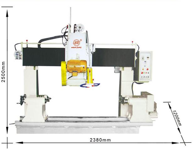 YFQ-700圆柱形仿形机