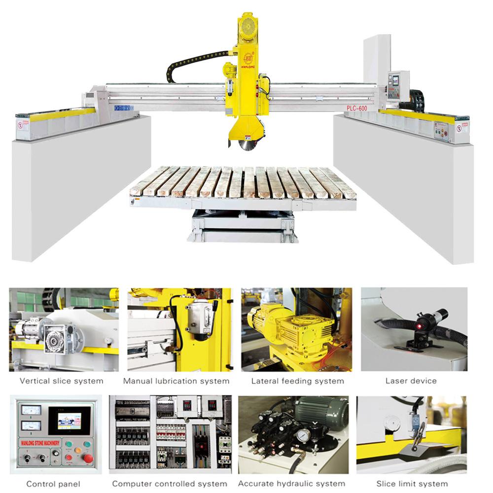 红外线切石机,自动石材切割机,红外线桥式自动切割机,板材自动切割机