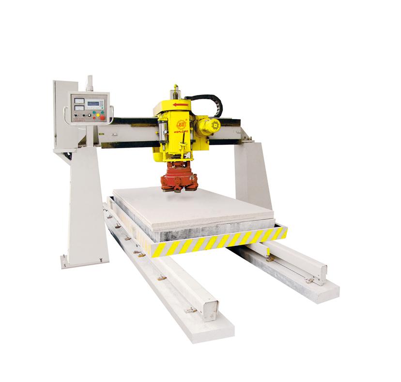QDM900-1800桥式单头自动磨机