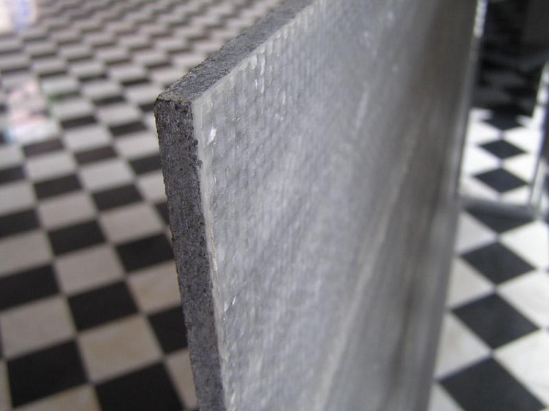玻纤石材复合板